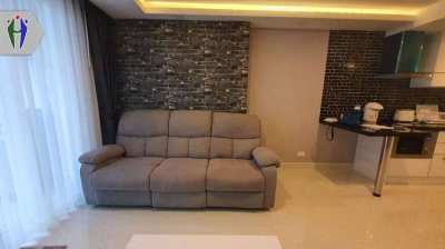 Condo Grand Avenue, 52 sqm for Rent at South Pattaya. NEW ROOM.