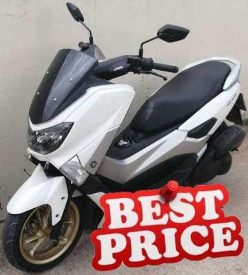 05/2016 Yamaha N Max 155 37.900 ฿ Easy finance by shop