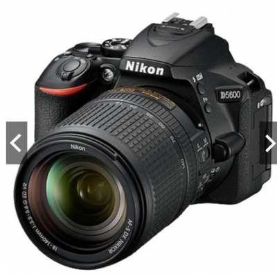 Nikon D5600 Kit AF-S 18-140mm f/3.5-5.6G ED VR