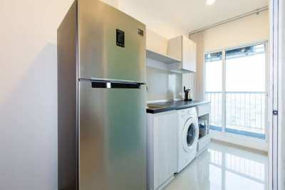Beautifully decorated 1 bedroom, fully furnished, with open view