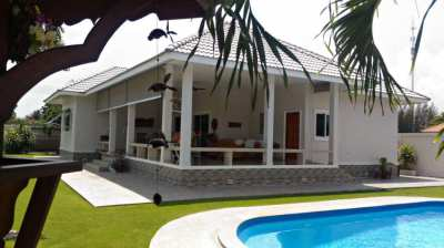 Beautiful Pool Villa for sale in Ao Noi / Prachuap Khiri Khan