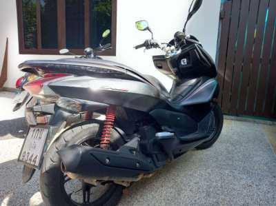 Honda pcx 150 2013, milage 35000km
