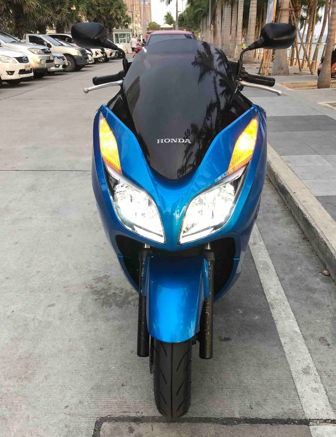 Honda Forza 300 2016 in Excellent Condition First Owner