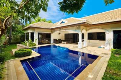2 Bed Villa For Rent with Big Land