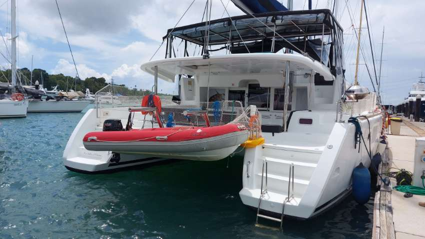 Lagoon 450, Manufactured:2013  Launched : 2014