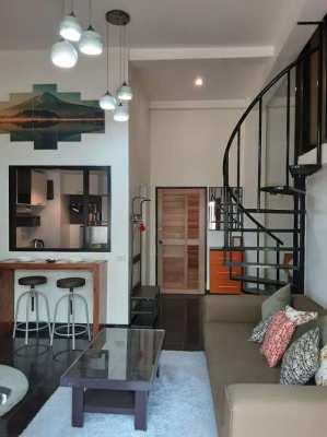 FOR RENT -Modern, furnished 2-bedroom Duplex Apartment near CMU