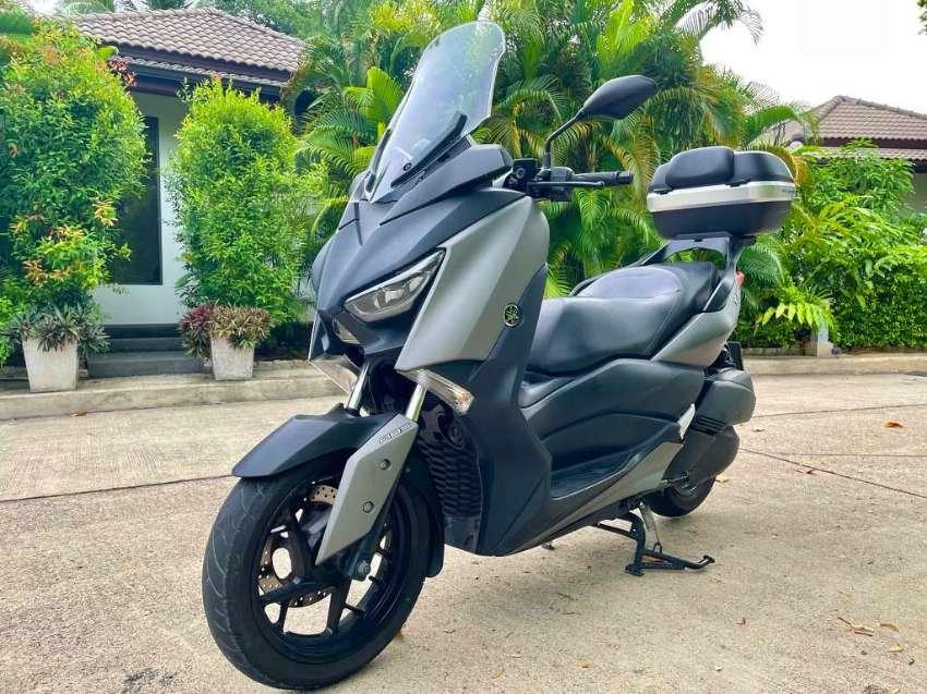 Yamaha XMAX -300 cc