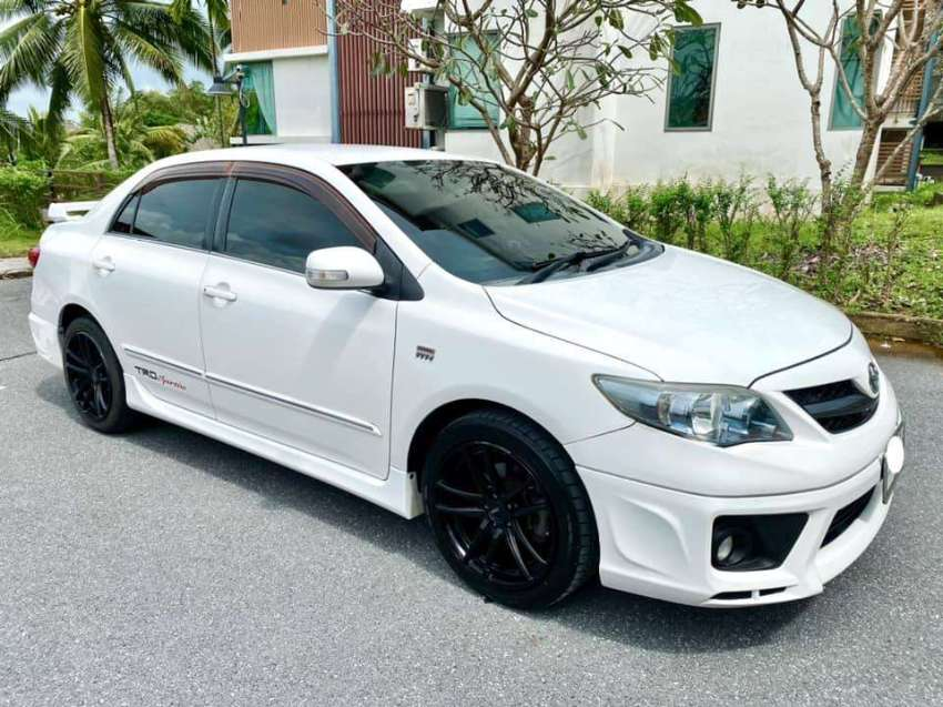 Toyota Altis TRD 1.8 TOP (104000 km only)