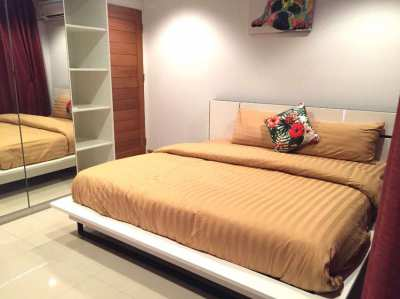 Condo for rent near  subway just 150m. sukhumvit16