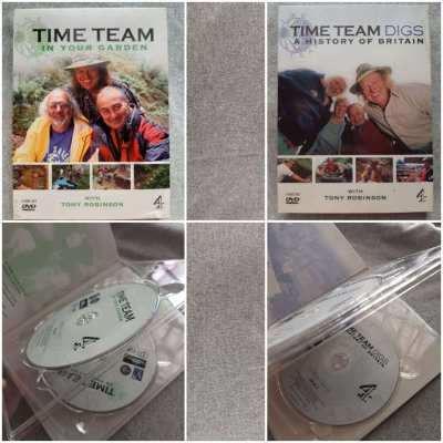 C4's Time Team - Bringing Archeology into Your Home