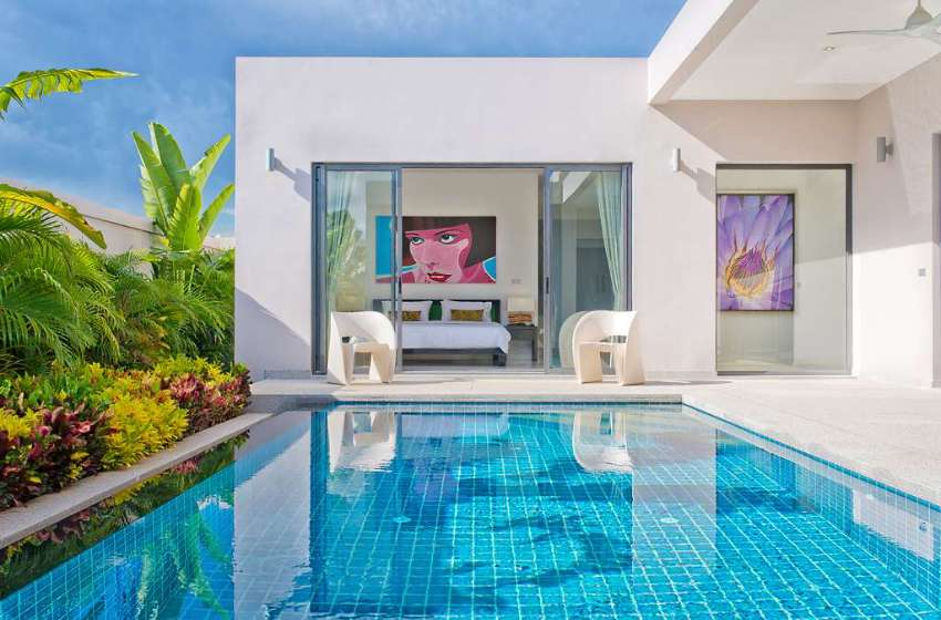 Modern Style Pool Villa for sale
