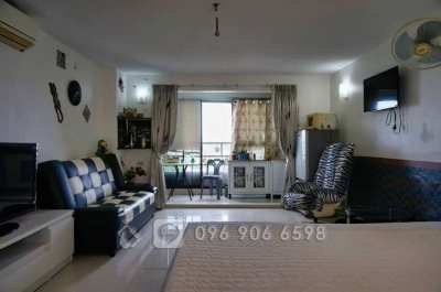 For Sale | Cozy Studio | Angket Condominium (Jomtien, Pattaya)