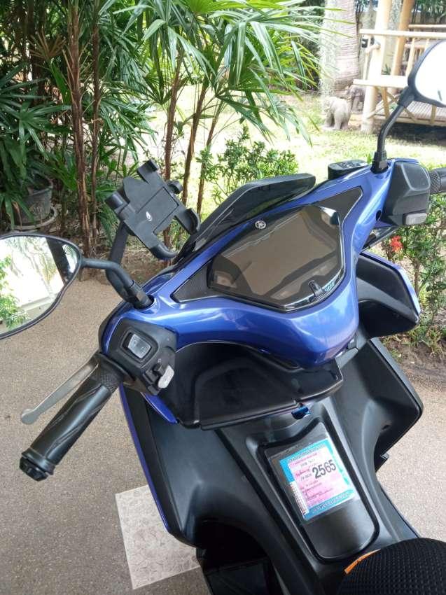 Aerox Yamaha 155cc auto bike in Hua Hin