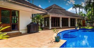 Private Villa with pool Loch Palm Golf Course Kathu