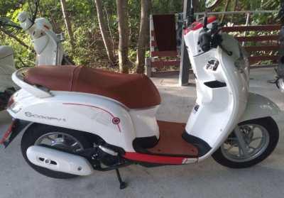 Honda Scoopy Club 12 Fi 110