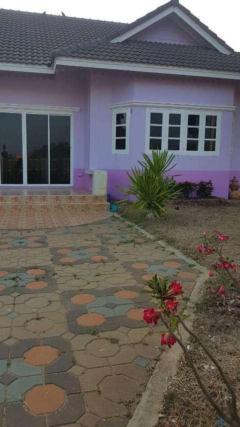 Single family home for rent in Paknampran-Pranburi