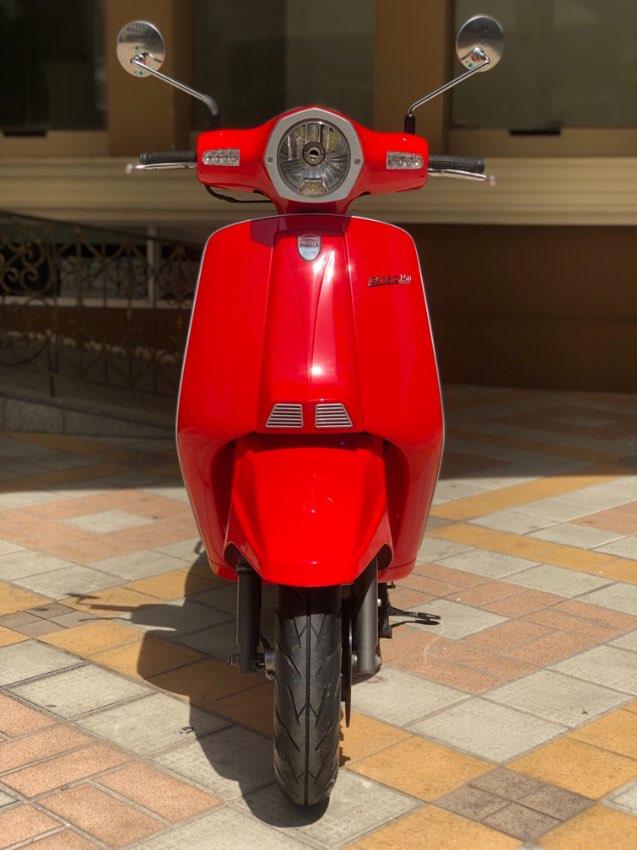 PARILLA LEVRLERO 150