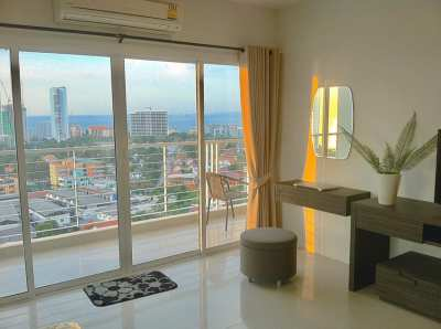Large 1 Bed Condo For Sale Ocean View