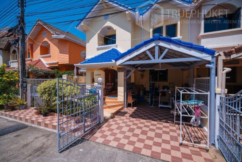 3 Bedroom Townhouse in Patong