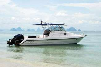 Gulfcraft 2, Walkaround 31, 2008, 400hp,  very well cared for boat!