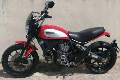 01/2020 Ducati Scrambler ICON 800 169.900 ฿ Easy finance by shop