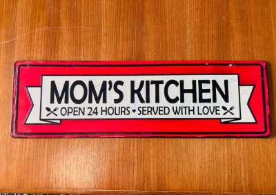 Reduced // Funny hang on the wall - for mum