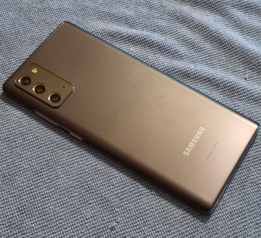 Samsung Galaxy Note 20 (5G) mobile phone