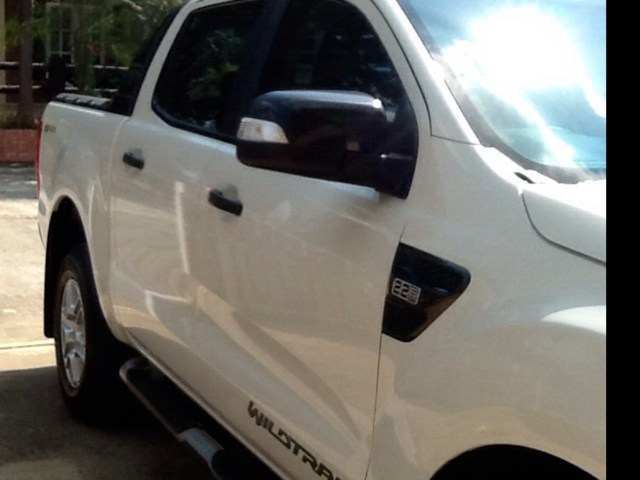 Only 24,000 km. Ford Ranger Wildtrack 2.2 auto