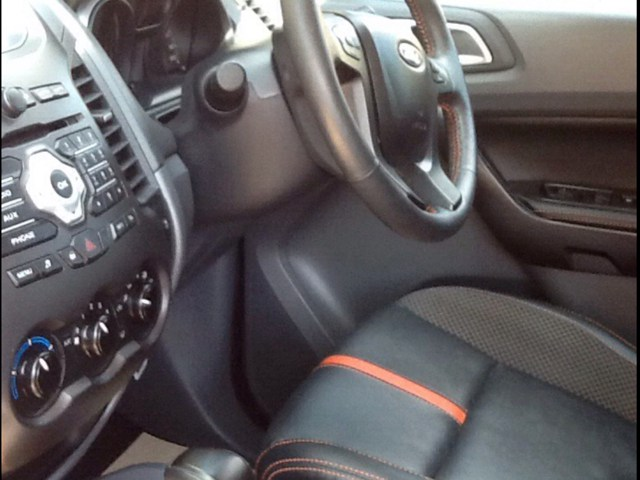 Only 25,000 km. Ford Ranger Wildtrack 2.2 auto