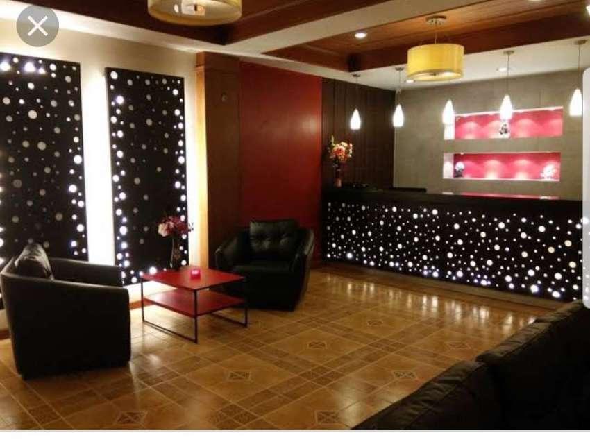 All furniture hotel