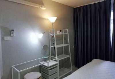2Bed LPN Bodin Ramkamhang TowerD4 FL2 RARE new nice furniture 7-11