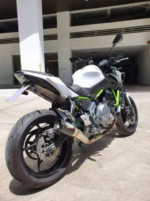 [NEW PRICE] Kawasaki Z650 2017 model