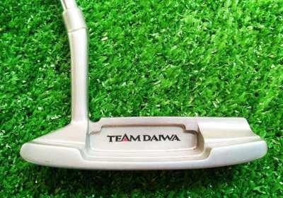 High quality Team Diawa putter