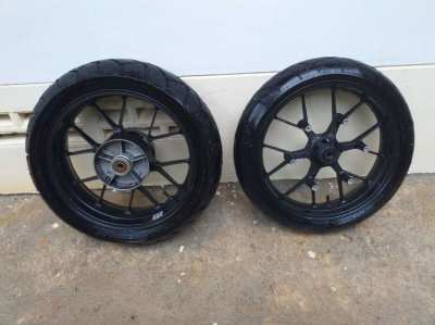 CB500X front and rear 17