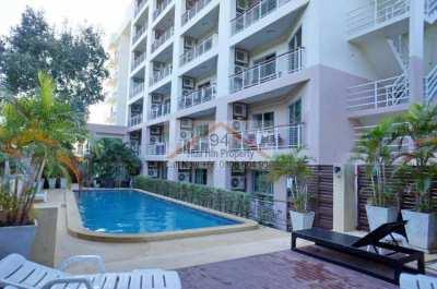 BARGAIN! Flame Tree Condo Hua Hin Soi 96 Convenient location
