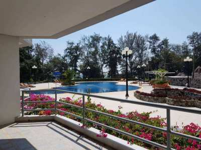 Best price in The Royal Rayong? Beach condo (57sqm) now 1,750,000 THB