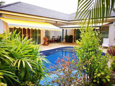 Beautiful Pool Villa, directly from Owner! (Chanot)