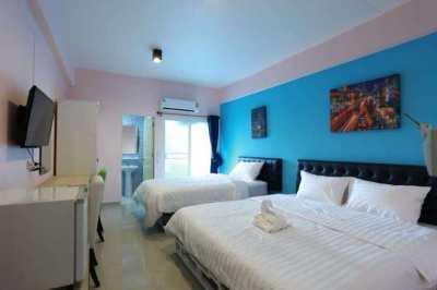 2Bedtel apartment room for rent