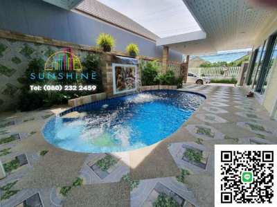 NEW POOL VILLA WITH PRIVATE POOL (Discount for 1 million baht.)