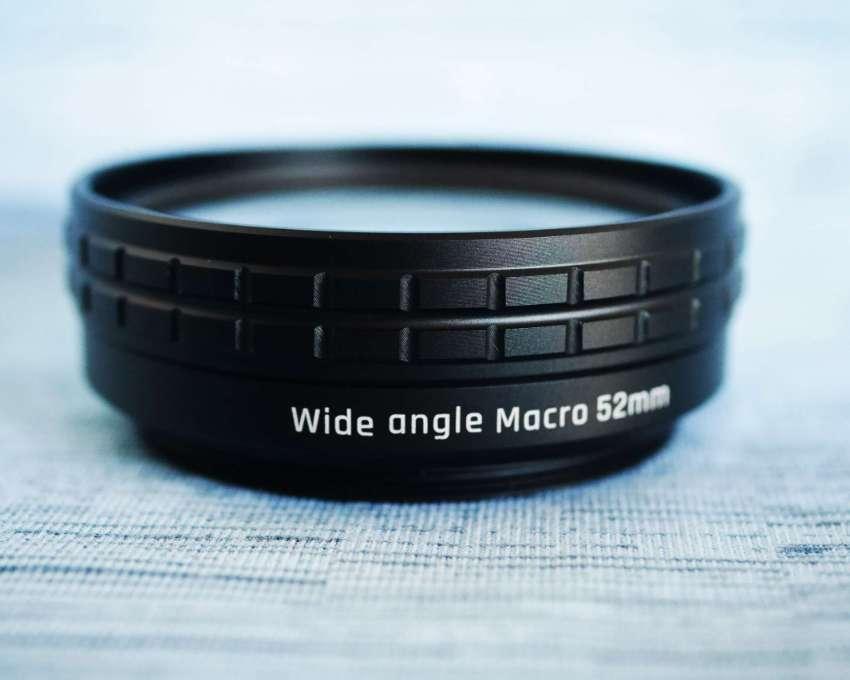 For Sony ZV-1 Ulanzi WL-1 Lens Wide-angle and Macro in Box, XZ1, Z-V1