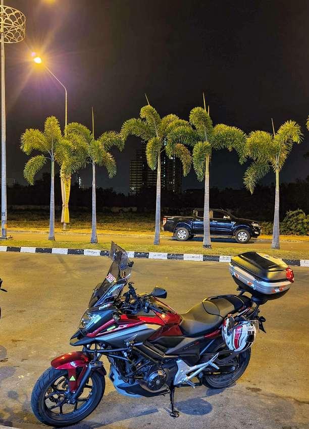 Honda NCX 750  DCT