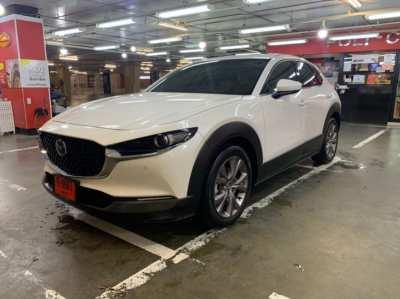 Mazda CX-30, like brand new