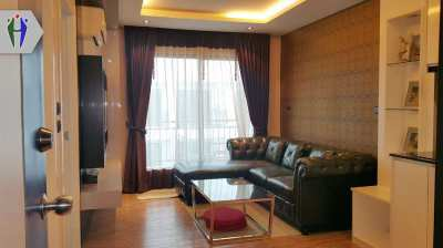 Condo South Pattaya, 38 sqm, 1bed 1bath. For Rent