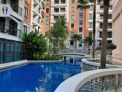Espanna condo for rent at Jomtien Pattaya (New Room)