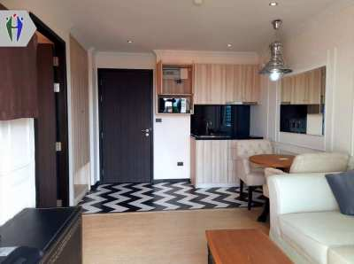 Condo 1 bedroom for Rent Jomtien Pattaya, Ready to move in.