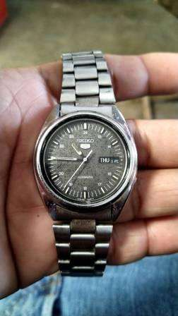 Seiko 5 Automatic Day-date,  Ref.7009-3040, Barcelona Olympics Edition