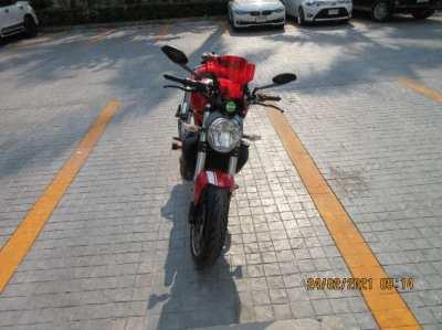 Ducati Monster 821 Stripe – 2017 1 owner from new.