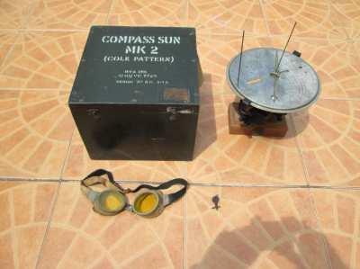 Coles Mk 2 sun compass