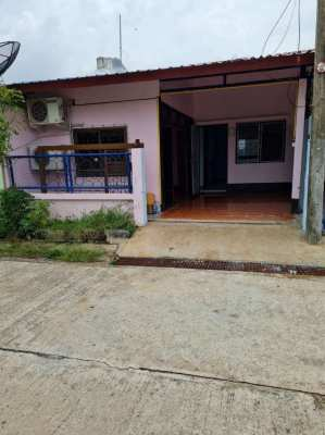 Land and house for sale or rent in Surin city.