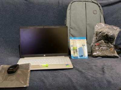 HP Laptop 15.6 INCH , Intel i5 11th Gen 512 GB SSD